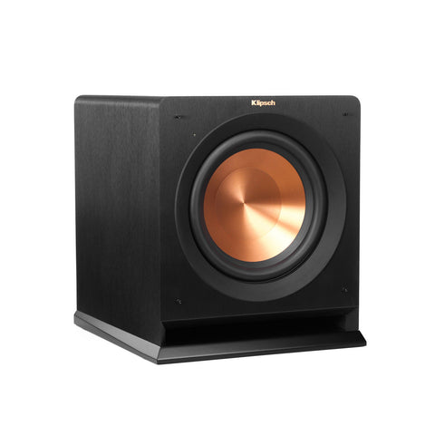 "Klipsch R-110SW 10"" Black Powered Subwoofer B-stock"