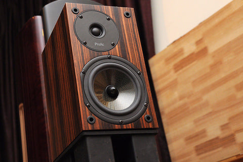 "Proac Tablette Anniversary ""Ebony"" High End Bookshelf Speakers"