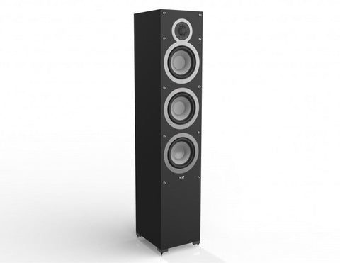Elac F6 3way 6.5-inch Aramid-Fiber Floorstanding Tower Speakers PAIR {BRAND NEW}