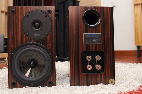 "ProAc Tablette Anniversary ""Rosewood"" High End Bookshelf Speakers"