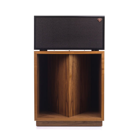 Klipsch Lascala II Main / Stereo Speakers LASCALA Walnut Finish B-Stock Heritage