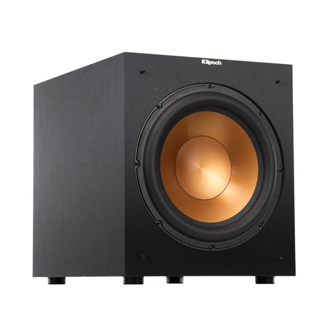"Klipsch 12"" Black Powered Subwoofer - R-12SW B-stock"
