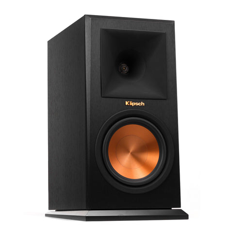 Klipsch Reference Premiere Ebony Monitor Speakers - RP-160M EBONY B-stock