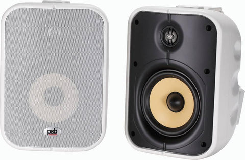 PSB CS500 Universal In-Outdoor Speakers CS-500 white