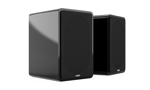 Acoustic Energy AE1 Active Loudspeakers (Gloss Black)