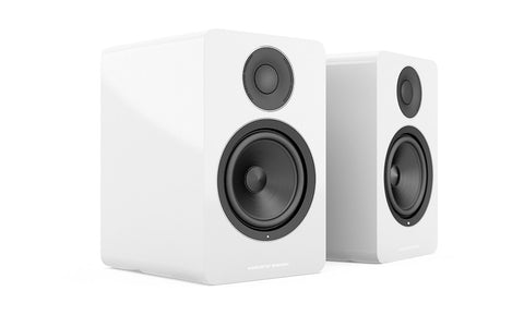 Acoustic Energy AE1 Active Loudspeakers (Piano White)