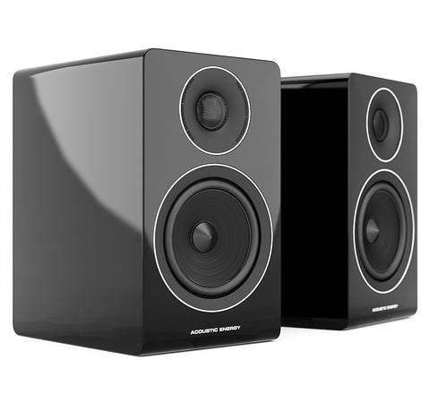 Acoustic Energy AE300 Bookshelf Loudspeakers (Pair)