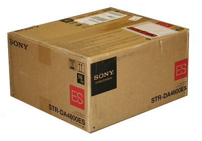 Sony STR-DA4600ES Home Theater Receiver {NEW}