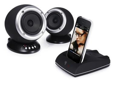 Roth Audio Charlie 2.0 iPod Speaker System includes Rothdock