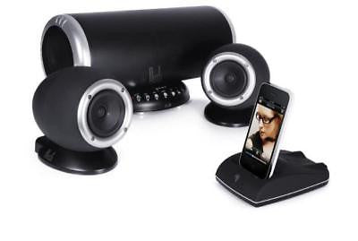 Roth Audio Charlie 2.1 iPod Speaker System includes Rothdock