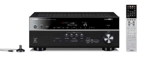 Yamaha RX-V675 surround receiver