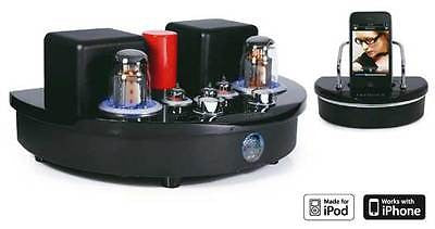 Fatman itube 202 Vacuum tube amp w/wireless ipod dock  {Brand NEW!}
