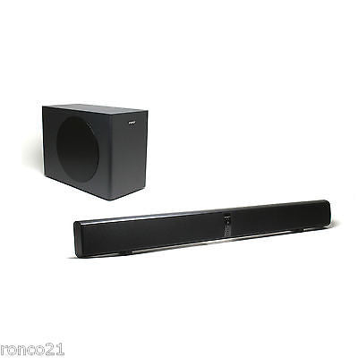 "Klipsch Energy Power Bar Elite Soundbar W/ Wireless  10"" Subwoofer  B Stock"