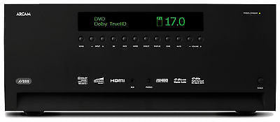 Arcam FMJ AV-888AV1.4  3D  Preamp/Processor  Factory Refurb 1 Available