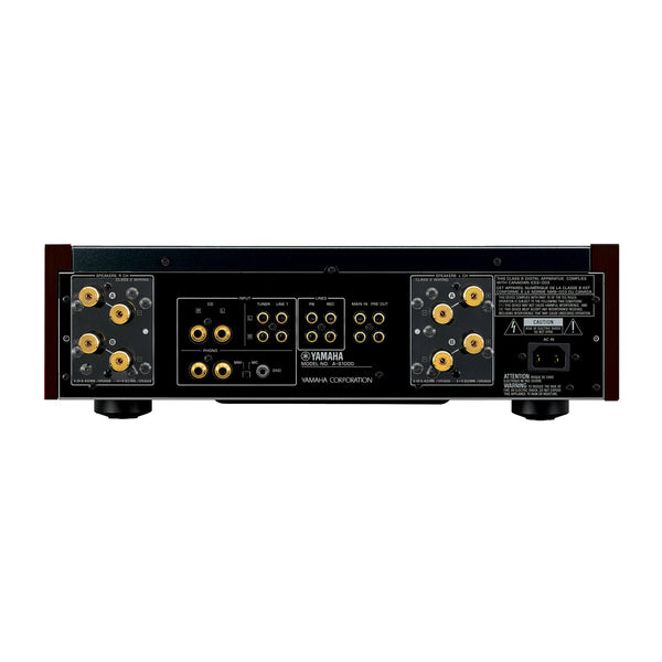 yamaha a s1000 amplifier brand new the sound seller. Black Bedroom Furniture Sets. Home Design Ideas