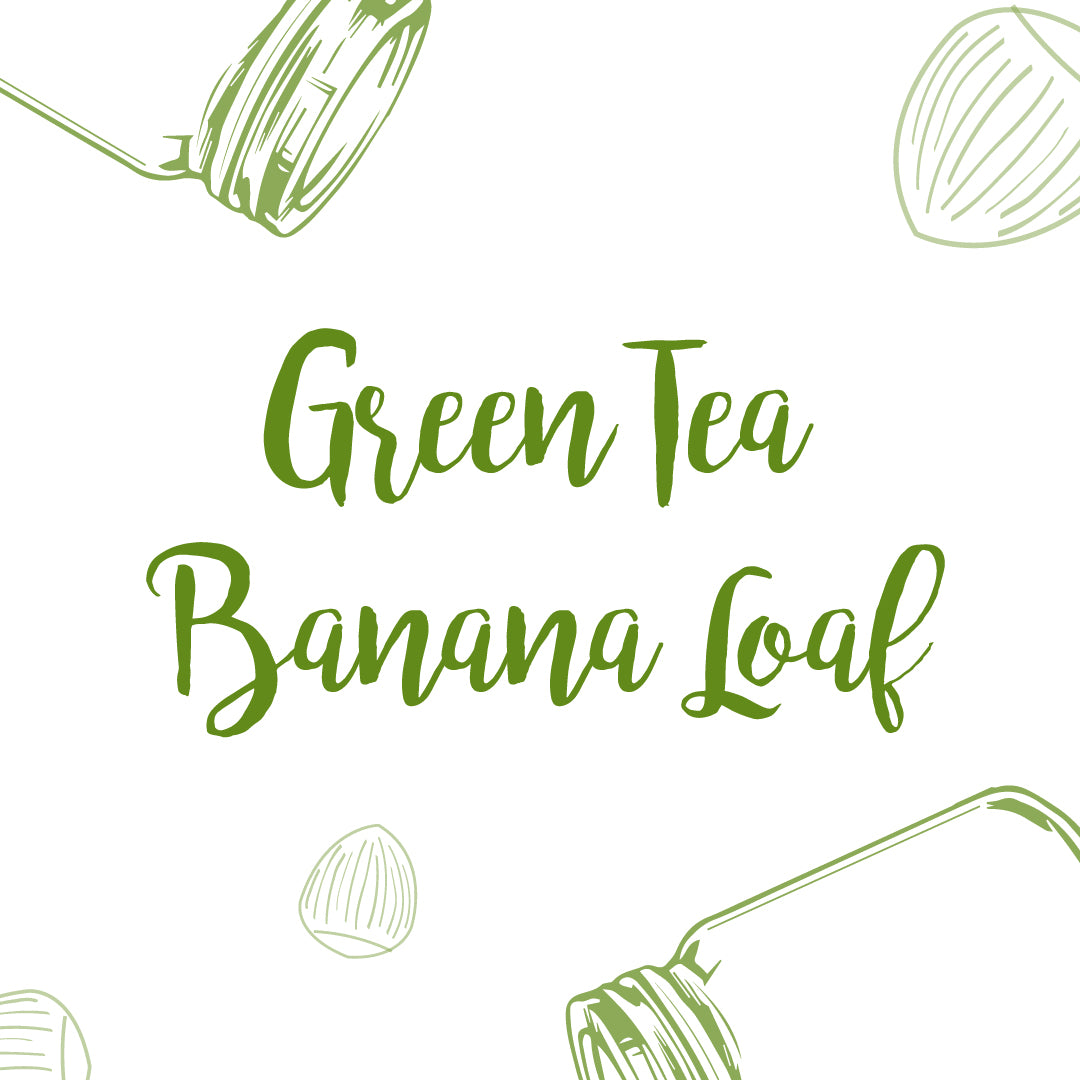 Green Tea Banana Loaf