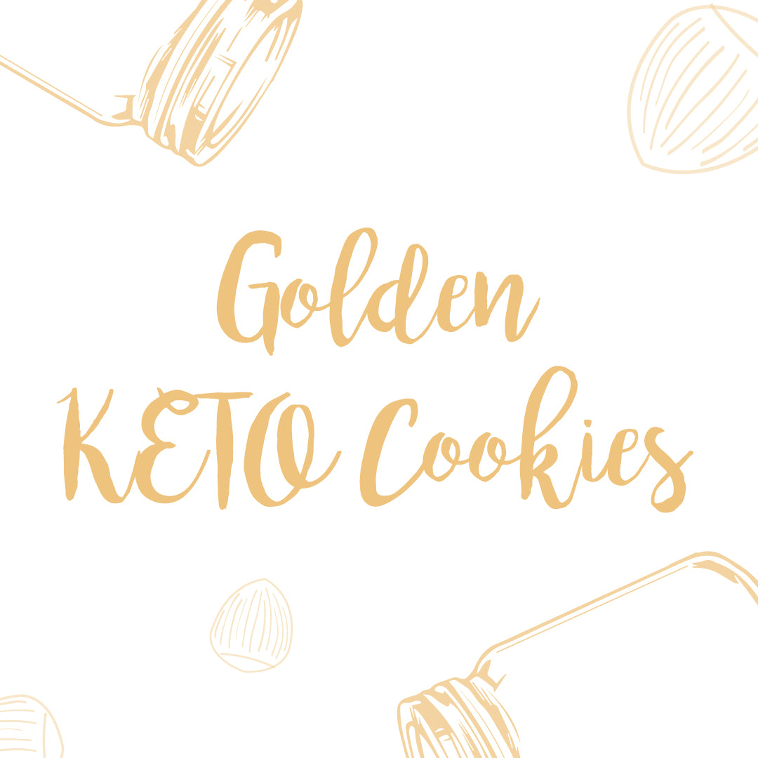 Golden KETO Cookies