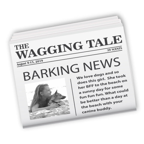 The Wagging Tale - August 9 -15, 2019