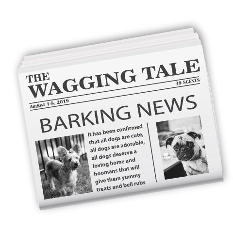 The Wagging Tale - August 1-8, 2019