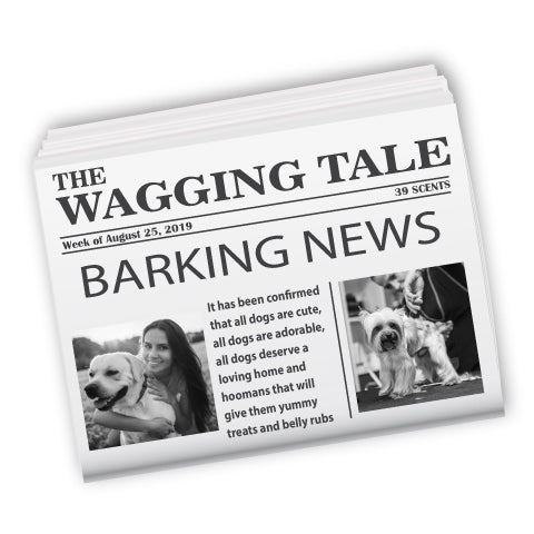 The Wagging Tale - Week of August 25, 2019