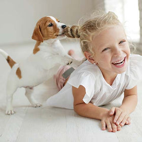 Are Beagles Good with Children?