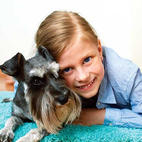 Are Miniature Schnauzers Good with Kids?