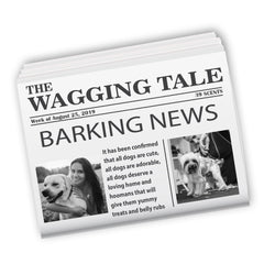 The Wagging Tale Dog News week of August 25, 2019