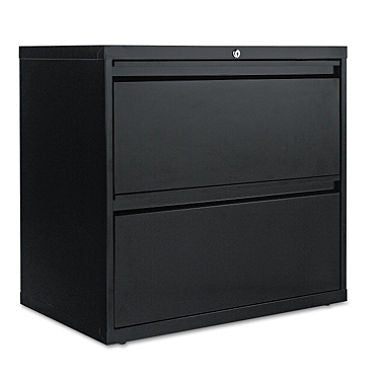 "Alera 30"" 2-Drawer Lateral File Cabinet,"