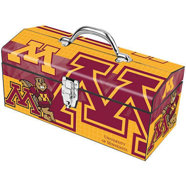 "University of Minnesota 16"" Toolbox"