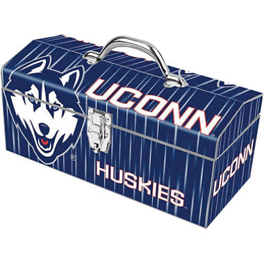 "University of Connecticut Huskies 16"" Toolbox"