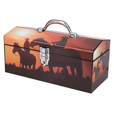 "Home On The Range 16"" Toolbox"