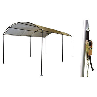 10 x 18 ft. Monarc Canopy With Anchor Kit