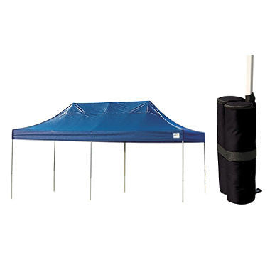 10 x 20 ft. Canopy with Anchor Kit - Blue