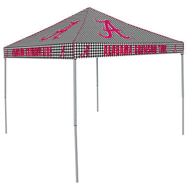 9x9 NCAA Alabama Houndstooth Canopy