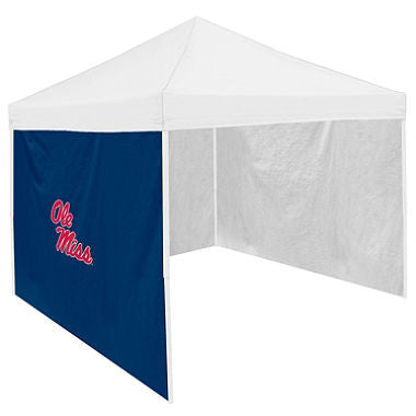Ole Miss Navy 9 x 9 Side Panel