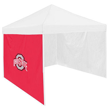 Ohio State Red 9 x 9 Side Panel