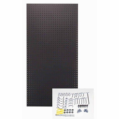 Black Pegboard Hook Kit