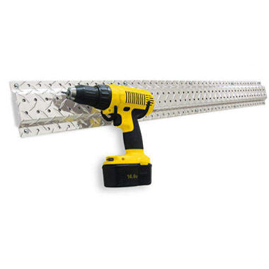 "PegBoard X2™ - L 48"" Diamond Plate Strip"