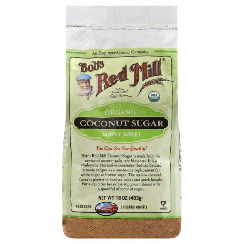 Bob's Red Mill Coconut Sugar, Organic 16 oz.