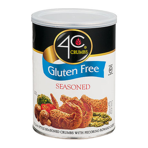 4C Crumbs Gluten Free Seasoned 12 oz.