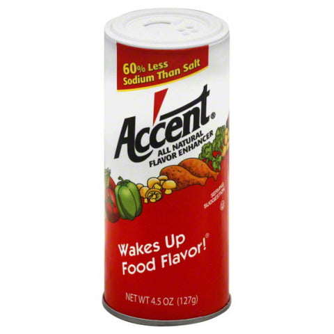 Accent Flavor Enhancer 4.5 oz.