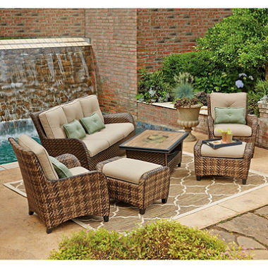 Member's Mark Essex 6-Piece Patio Seating Set