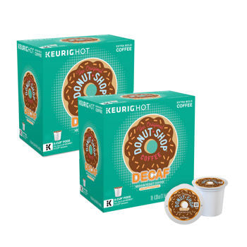 The Original Donut Shop Decaf 180 K-Cup Pods