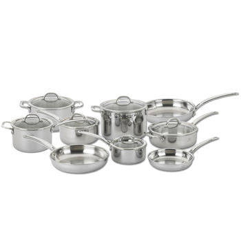 Lenox 15-piece Cookware Set