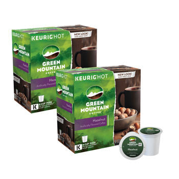 Green Mountain Coffee�� Hazelnut Blend Coffee 180 K-Cup�� Pods