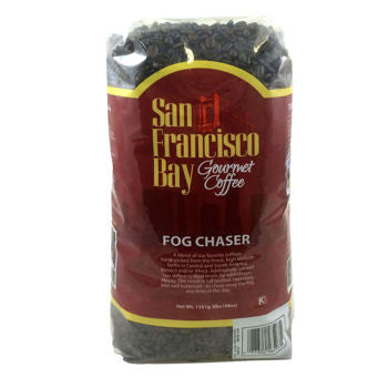 San Francisco Bay Fog Chaser Whole Bean Coffee 6 pounds