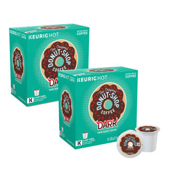 The Original Donut Shop Dark 180 K-Cup Pods