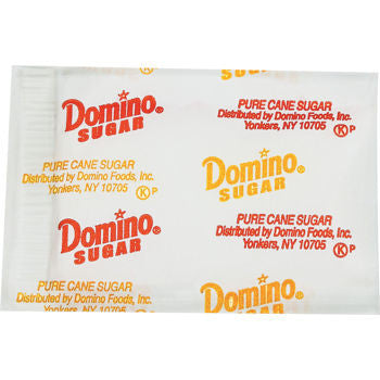 Domino Pure Cane Sugar Packets 2,000ct