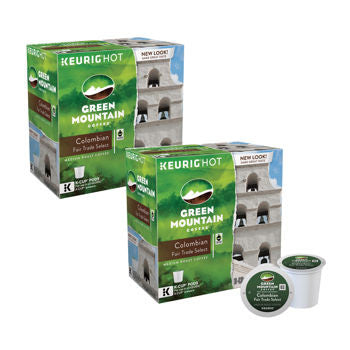 Green Mountain Coffee Colombian Blend Coffee 180 K-Cup Pods
