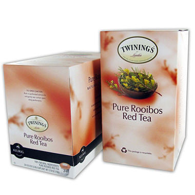 Twinings of London Tea, Pure Rooibos (48 K-Cups)
